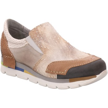 Schuhe Damen Slip on Charme Byb - 1116 multicolor