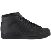 Schuhe Damen Sneaker adidas Originals PRO MODEL Nero