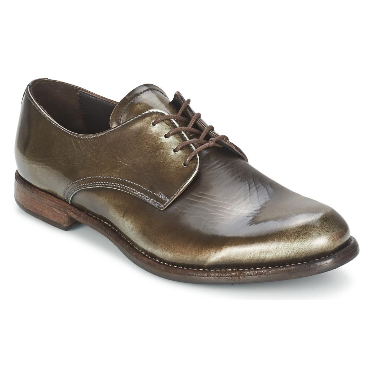 ndc FULL MOON MIRAGGIO Schwarz - Kostenloser Versand bei Spartoode ! - Schuhe Derby-Schuhe Damen 194,50 €