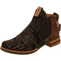 Schuhe Damen Boots Charme Byb B15 multicolor