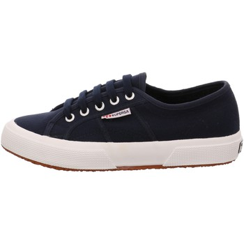 Schuhe Damen Sneaker Low Superga - 5000010 F43 blau
