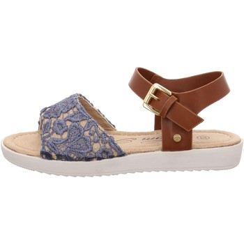 Sandalen / Sandaletten Tom Tailor - 96705 04 jeans-brown