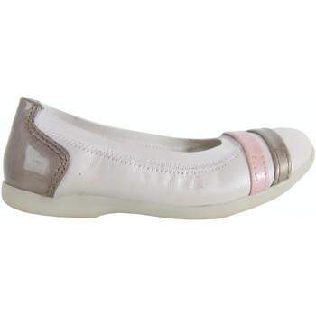Schuhe Mädchen Ballerinas Kickers 351965-30 AMBERI Blanco