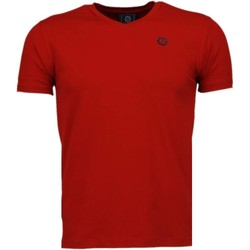 Kleidung Herren T-Shirts Local Fanatic  Rot