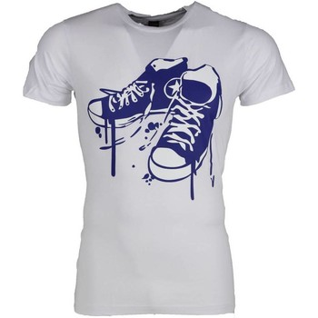 Kleidung Herren T-Shirts Local Fanatic Sneakers Weiß