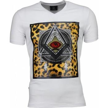 Kleidung Herren T-Shirts Local Fanatic Mason T Shir Weiß