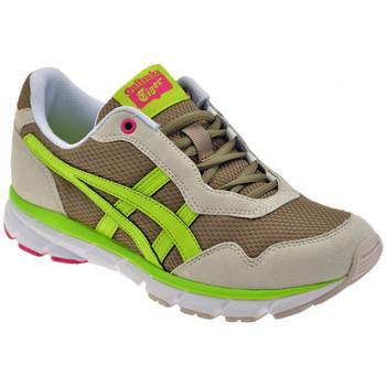 Schuhe Damen Sneaker Low Onitsuka Tiger Harandia W turnschuhe Beige