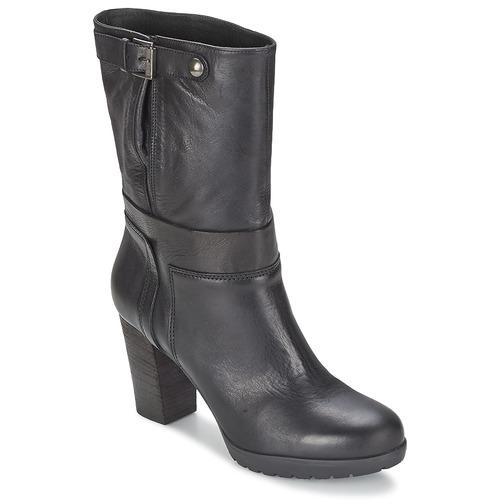 Janet Sport RELVUNE Schwarz  Schuhe Low Boots Damen 172,80