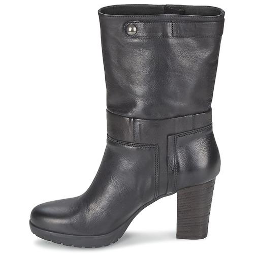 Janet Sport RELVUNE Schwarz    Schuhe Low Stiefel Damen 51c65c