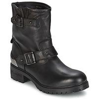 Schuhe Damen Boots Love Moschino JA24034 Schwarz