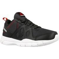 Schuhe Damen Laufschuhe Reebok Sport Trainfusion Nine Schwarz