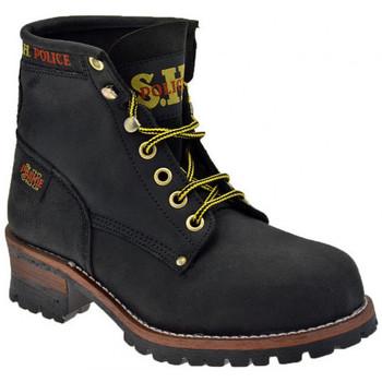 Schuhe Herren Wanderschuhe Stone Haven Police Steel Toe bergschuhe