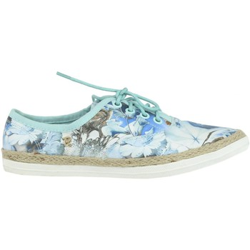 Schuhe Damen Sneaker Low Refresh 61827 Azul