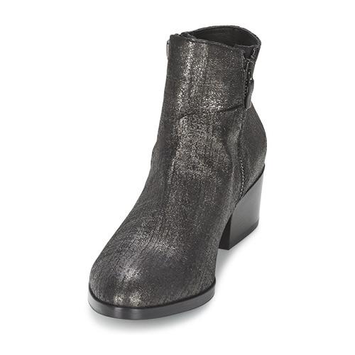 Janet&Janet VILLIA Schwarz  158,20 Schuhe Low Boots Damen 158,20  acd9b5