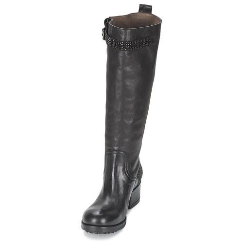 Now PRINCE Schwarz Schuhe Klassische Stiefel Damen 149,90