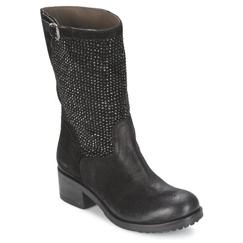 Now DIOLA Schwarz  Schuhe Boots Damen 140,40
