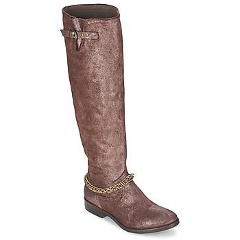 Schuhe Damen Klassische Stiefel Now JUBILEE Bronze
