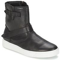 Schuhe Herren Boots Ylati CAPPELLA Schwarz