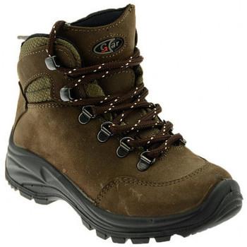 Schuhe Herren Wanderschuhe Garsport Rambo trekking