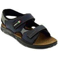 Schuhe Herren Sandalen / Sandaletten Inblu Suola pelle sandale