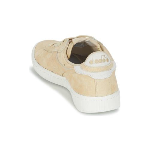Diadora GAME LOW SUEDE Beige  Schuhe Turnschuhe Low Damen Damen Damen 3b231c