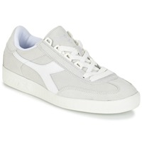 Schuhe Sneaker Low Diadora B.ORIGINAL Grau