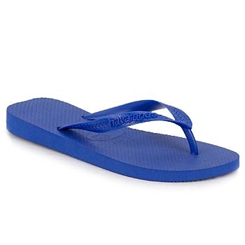 Schuhe Zehensandalen Havaianas TOP Marine / Blau