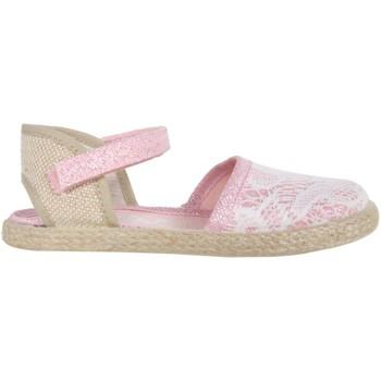 Schuhe Mädchen Sandalen / Sandaletten Cheiw 47110 Rosa