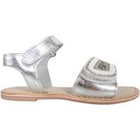 Schuhe Mädchen Sandalen / Sandaletten Cheiw 47114 Plateado