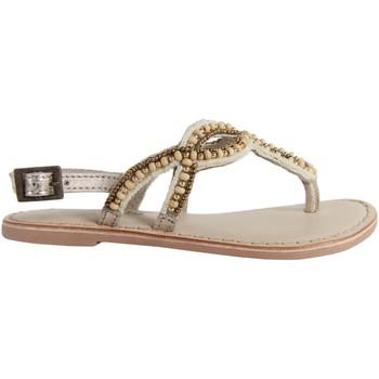 Schuhe Mädchen Sandalen / Sandaletten Cheiw 47112 Plateado