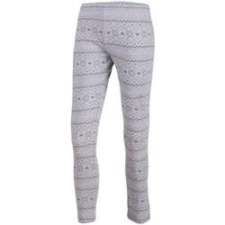 Kleidung Damen Leggings adidas Originals Neo Nordic Leg Grau