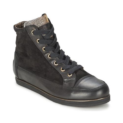 Tosca Blu BANGKOK Schwarz Schuhe Sneaker High Damen 72,50