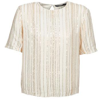 Kleidung Damen Tops / Blusen Antik Batik ROMINA Creme