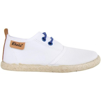 Schuhe Kinder Derby-Schuhe & Richelieu Cheiw 47108 Blanco