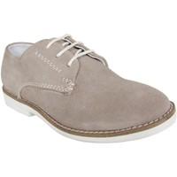 Schuhe Jungen Derby-Schuhe & Richelieu Cheiw 45611 Gris