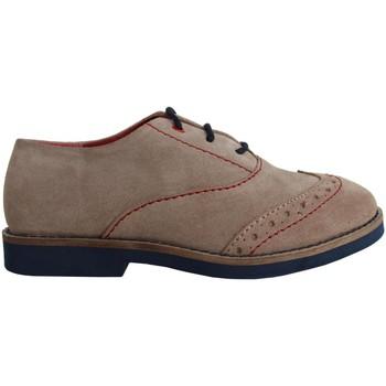 Schuhe Jungen Derby-Schuhe & Richelieu Cheiw 47041 Gris