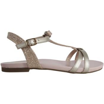 Schuhe Mädchen Sandalen / Sandaletten Cheiw 47076 Plateado
