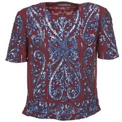 Kleidung Damen Tops / Blusen Antik Batik NIAOULI Bordeaux