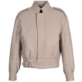 Kleidung Damen Jacken / Blazers Antik Batik MAX Beige
