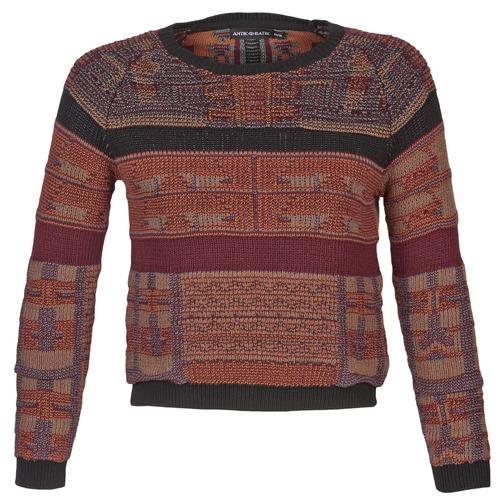 Pullover & Strickjacken Antik Batik AMIE rot 350x350
