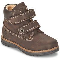 Schuhe Jungen Boots Primigi ASPY 1 Braun