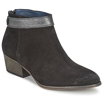Schuhe Damen Low Boots Schmoove SECRET APACHE Schwarz