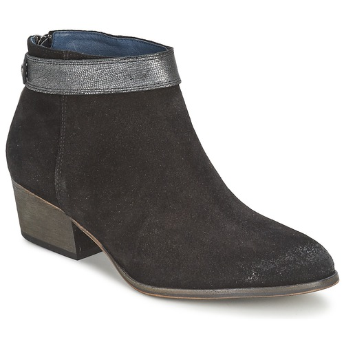 Schmoove SECRET APACHE Schwarz  Schuhe Low Boots Damen 79,50