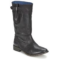 Schuhe Damen Klassische Stiefel Schmoove SANDINISTA BOOTS Schwarz / Mettalfarben