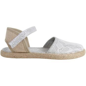 Schuhe Mädchen Sandalen / Sandaletten Cheiw 47110 Plateado