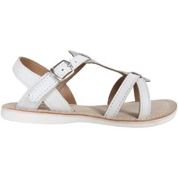 Schuhe Mädchen Sandalen / Sandaletten Cheiw 47116 Plateado