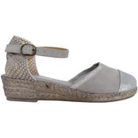 Schuhe Mädchen Sandalen / Sandaletten Cheiw 47096 Plateado