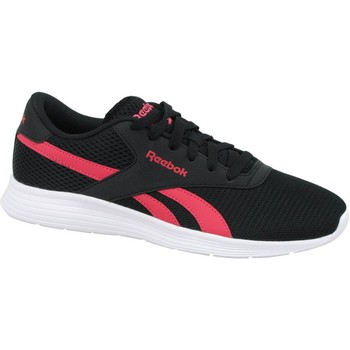 Schuhe Damen Sneaker Low Reebok Sport Royal EC Ride Schwarz,Rosa