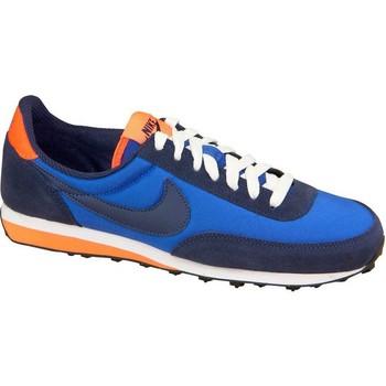 Schuhe Jungen Sneaker Low Nike Elite GS Dunkelblau