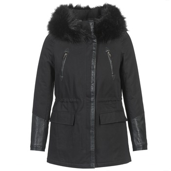 Kleidung Damen Parkas Betty London FOUINI Schwarz